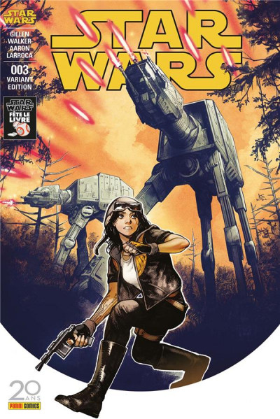 Couverture Star Wars - fascicule série 2 tome 3 - cover 2/2