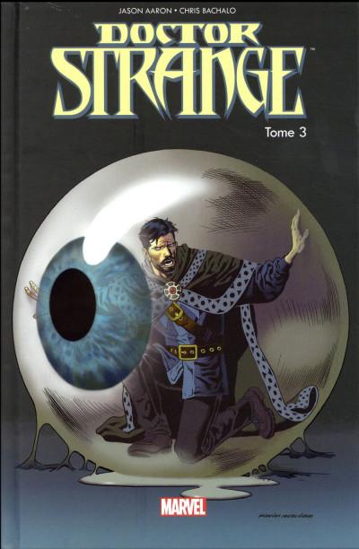 Couverture Doctor Strange tome 3