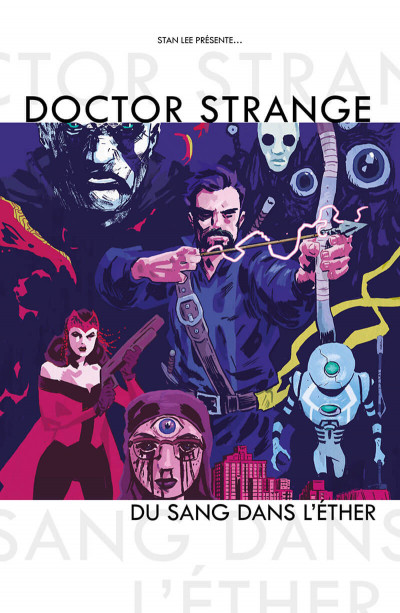 Page 2 Doctor Strange tome 3