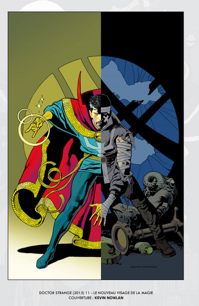 Page 5 Doctor Strange tome 3