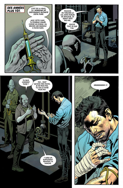 Page 6 Doctor Strange tome 3