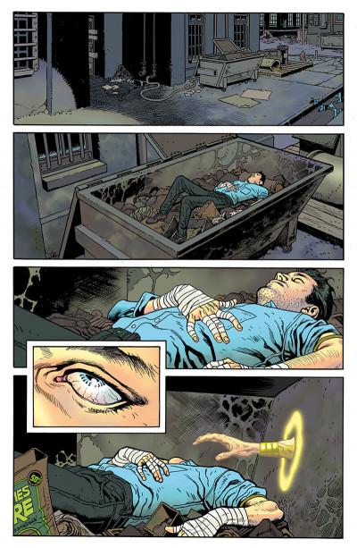Page 8 Doctor Strange tome 3