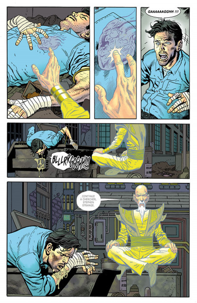 Page 9 Doctor Strange tome 3