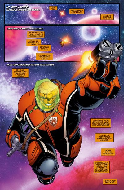 Page 9 All-New Les gardiens de la galaxie tome 1