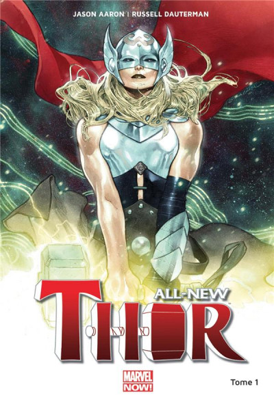 Couverture All-new Thor tome 1