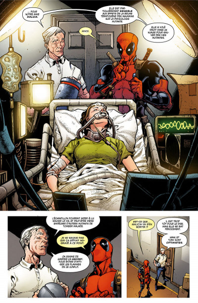 Page 0 All-new Uncanny Avengers tome 1
