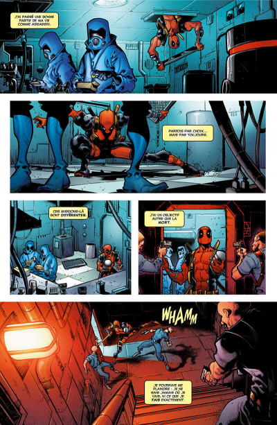 Page 7 All-new Uncanny Avengers tome 1