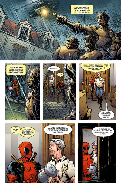 Page 9 All-new Uncanny Avengers tome 1