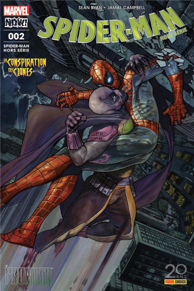 Couverture Spider-man - hors série tome 2