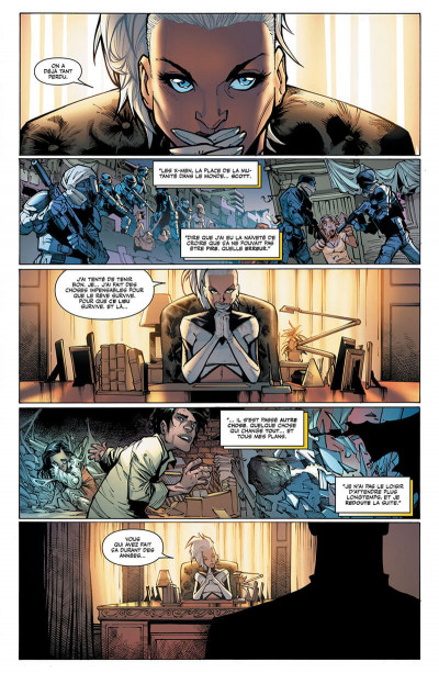 Page 6 Extraordinary X-Men tome 1