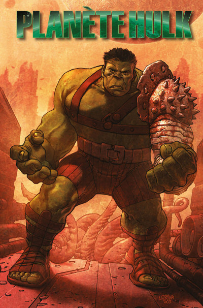 Page 2 Planète Hulk