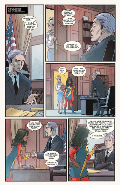 Page 0 Ms. Marvel tome 6