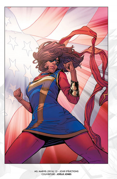 Page 5 Ms. Marvel tome 6