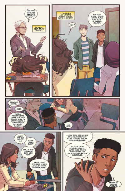 Page 7 Ms. Marvel tome 6