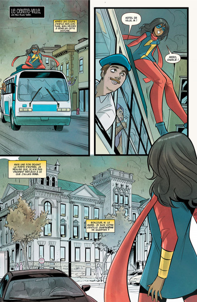 Page 9 Ms. Marvel tome 6