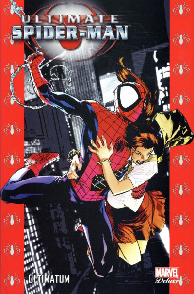 Couverture Ultimate Spider-man tome 12