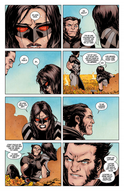 Page 0 All new Wolverine tome 1