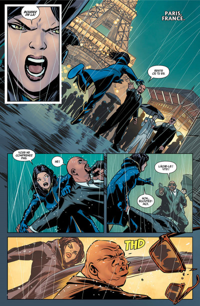Page 6 All new Wolverine tome 1