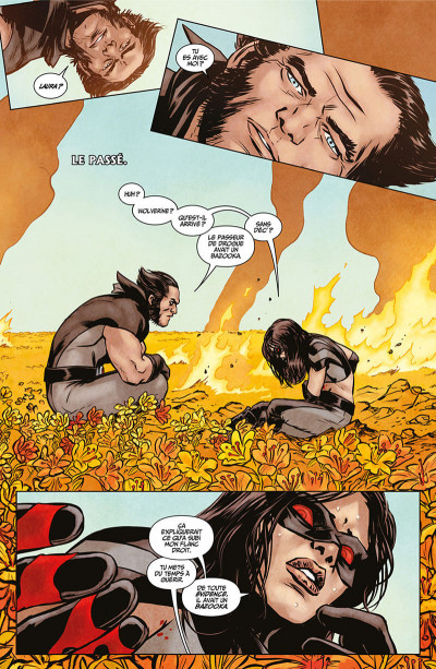Page 9 All new Wolverine tome 1