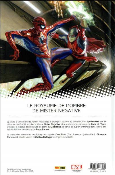 Dos All-new amazing spider-man tome 2