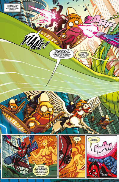 Page 7 All-new Deadpool tome 2