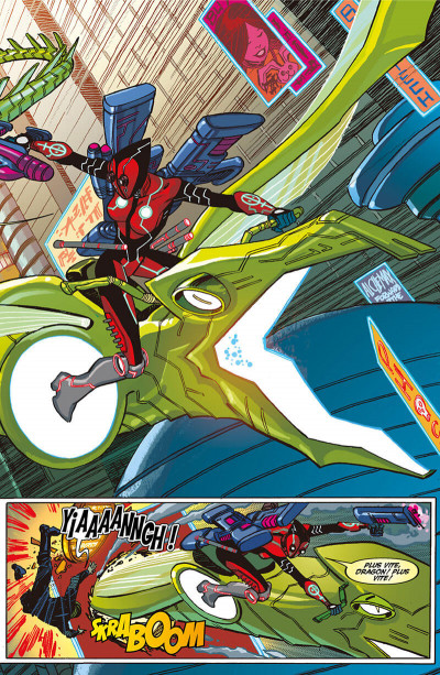 Page 8 All-new Deadpool tome 2