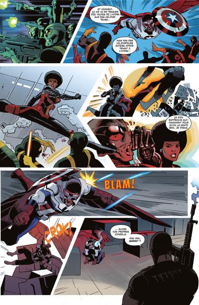 Page 0 Captain America - Sam Wilson tome 1
