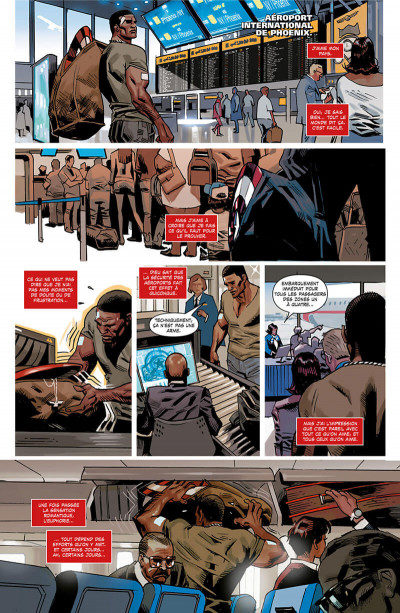 Page 7 Captain America - Sam Wilson tome 1