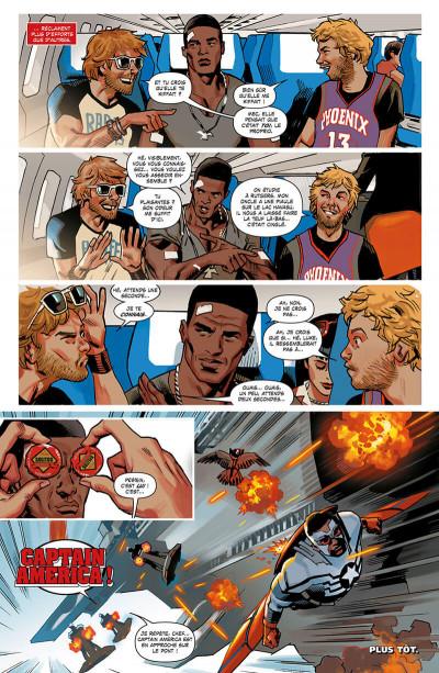 Page 8 Captain America - Sam Wilson tome 1