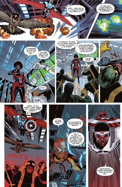 Page 9 Captain America - Sam Wilson tome 1