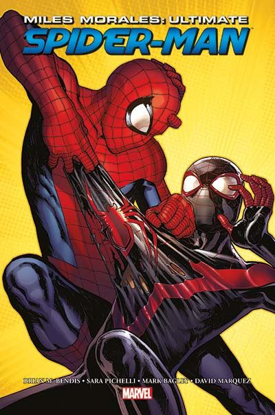 Couverture Ultimate Spider-Man - Miles Morales tome 2