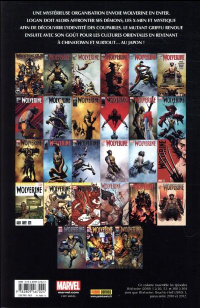 Dos Wolverine par Jason Aaron tome 2