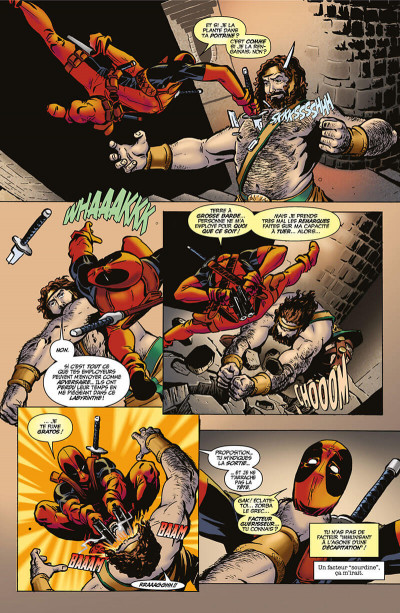 Page 0 Deadpool team-up tome 1