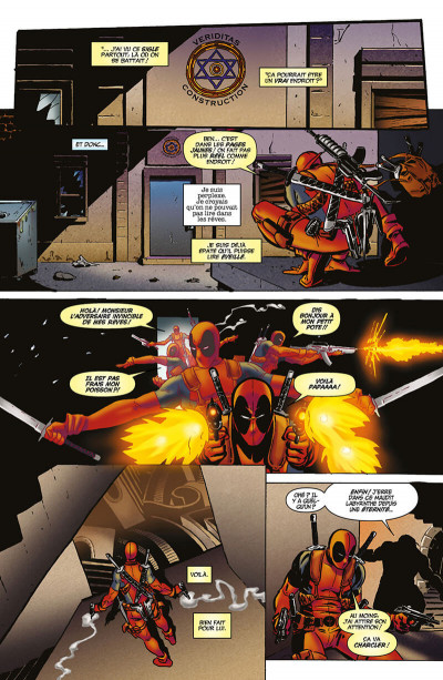 Page 8 Deadpool team-up tome 1