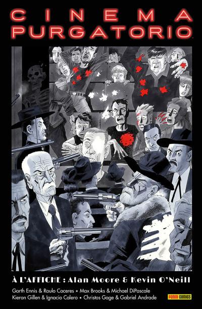 Couverture Cinema purgatorio tome 2