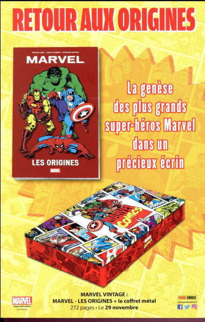 Dos Marvel universe tome 2