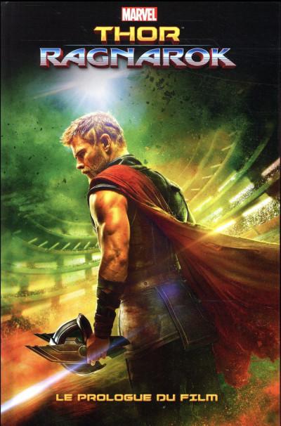 Couverture Thor - Ragnarok - le prologue du film