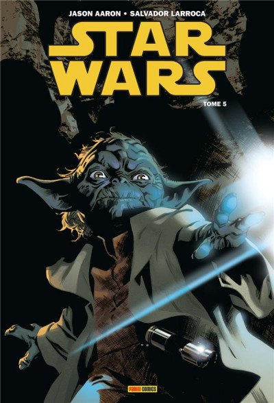 Couverture Star wars tome 5