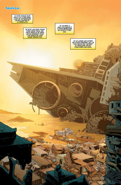 Page 5 Star wars tome 5