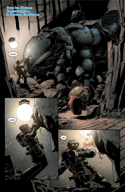 Page 5 Star wars - docteur Aphra tome 1