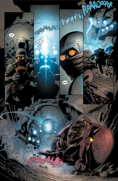 Page 6 Star wars - docteur Aphra tome 1