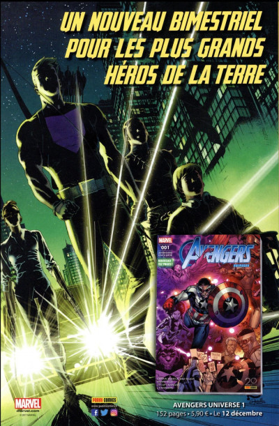 Dos Iron man & Avengers tome 7