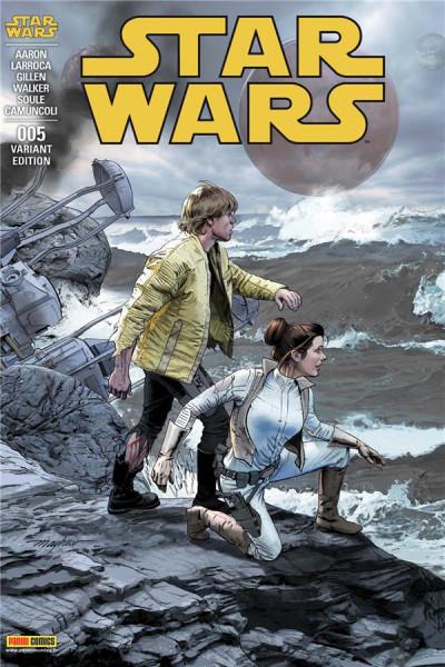 Couverture Star wars - fascicule série 2 tome 5 (couverture 2/2)