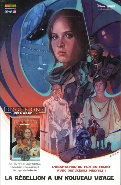 Dos Star wars - fascicule série 2 tome 5 (couverture 2/2)