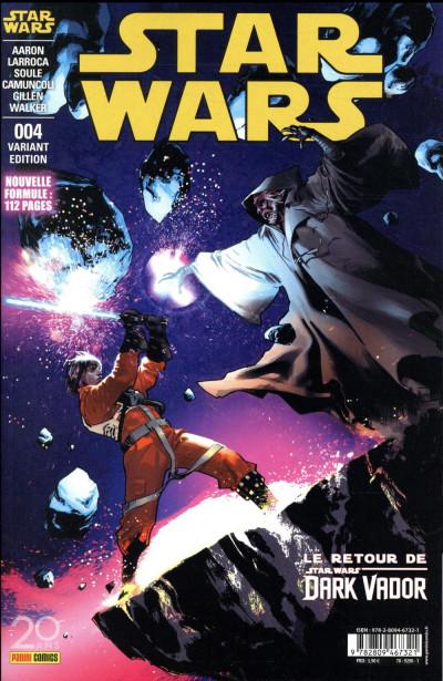 Couverture Star wars - fascicule série 2 tome 4 - couverture 2/2