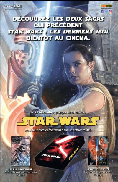 Dos Star wars - fascicule série 2 tome 4 - couverture 2/2
