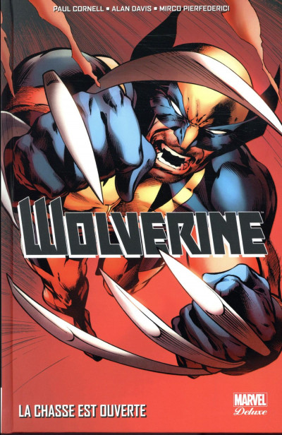 Couverture Wolverine tome 1
