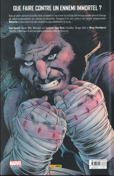 Dos Wolverine tome 1