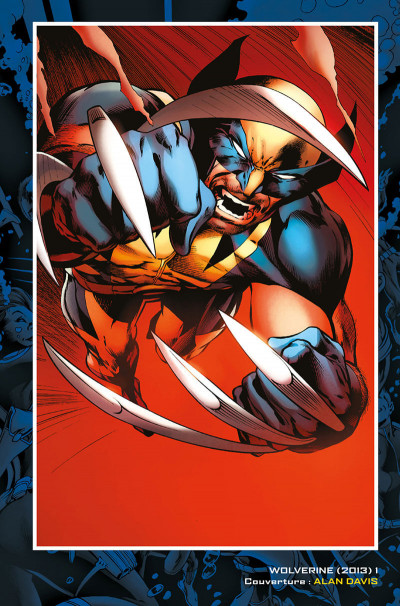Page 4 Wolverine tome 1