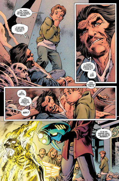 Page 6 Wolverine tome 1